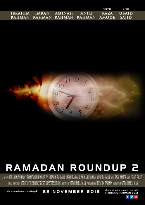 Ramadan Roundup 2 - Movie Poster