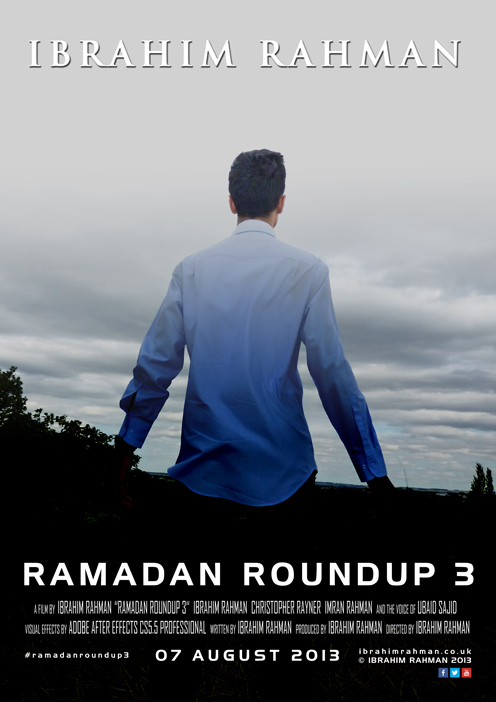 Ramadan Roundup 3 - Movie Poster 2