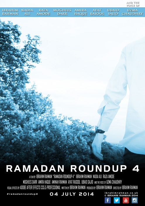 Ramadan Roundup 4 - Movie Poster